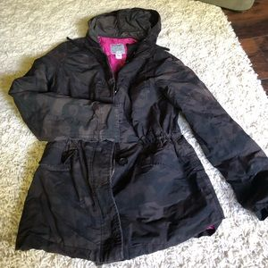 Old Navy Camo Jacket